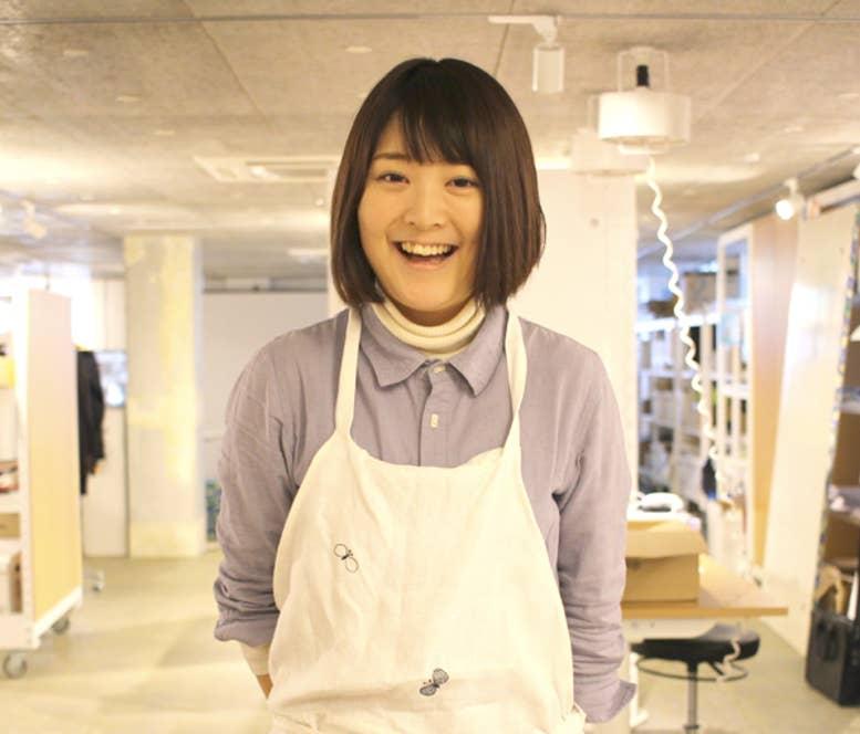 ▲菅本香菜さん