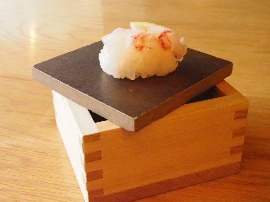 ロブスター寿司(980円)