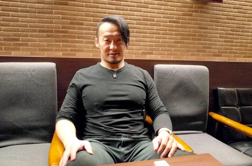 ▲プロレスリング・ノア所属のプロレスラー・丸藤正道さん