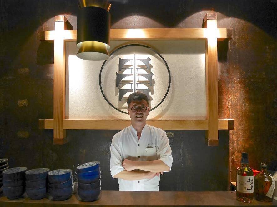 料理人 吉田俊博(ヨシダトシヒロ)さん
