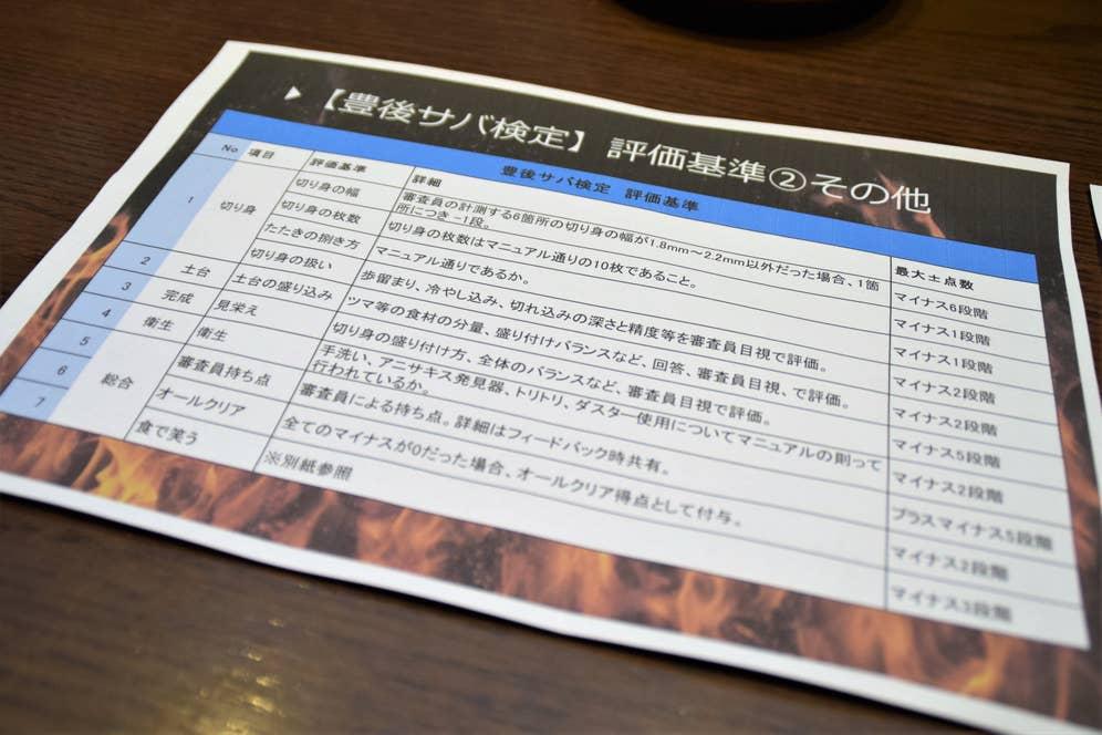 基本の4つ以外にも細かい審査基準が。