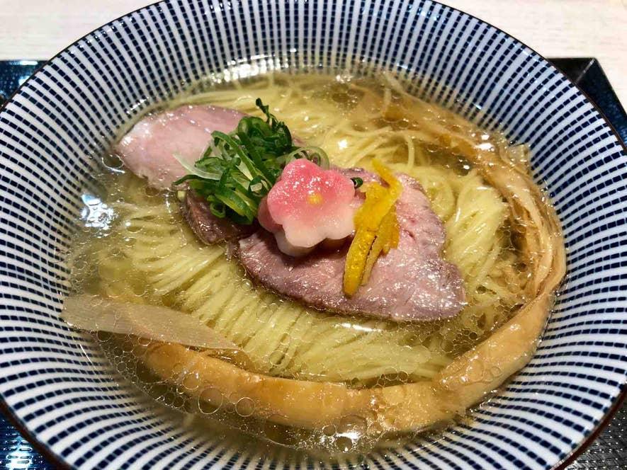 鯛塩らぁ麺