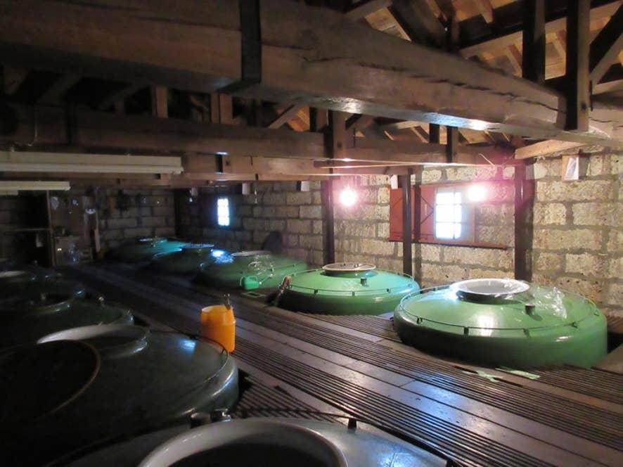 江戸時代創業。歴史ある吉久保酒造の酒蔵。