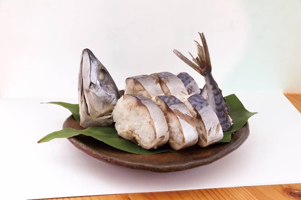 サバの姿寿司