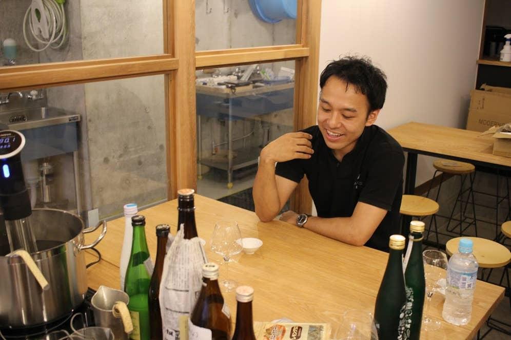 うちのめされたと言いながらも楽しそうに話す稲川さん