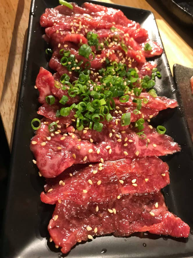 牛ロース850円(税抜)