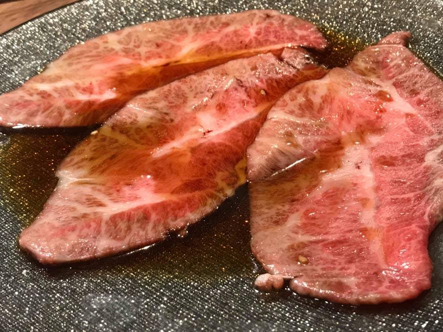 川岸牧場 神戸ビーフ優秀賞ミスジ 円子黄金タレ