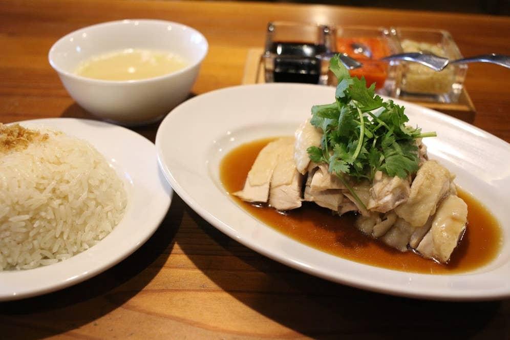 シンガポール料理の定番といえばコレ!