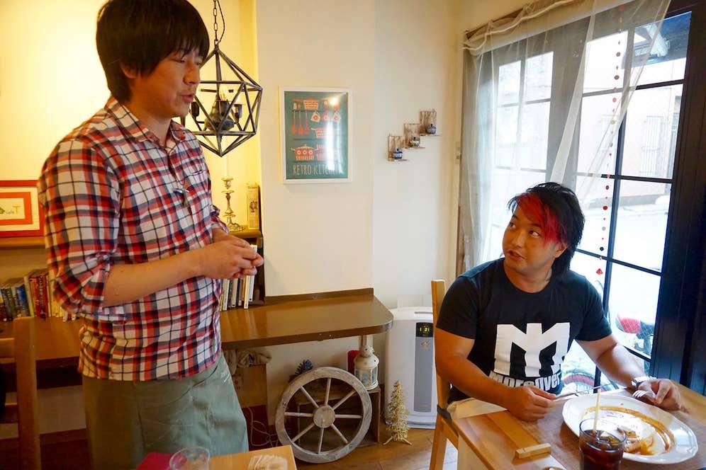 「塩キャラメルは、生クリーム好きな方には物足りないかもしれませんが、大人の方にはとても人気があります」と田邉さん
