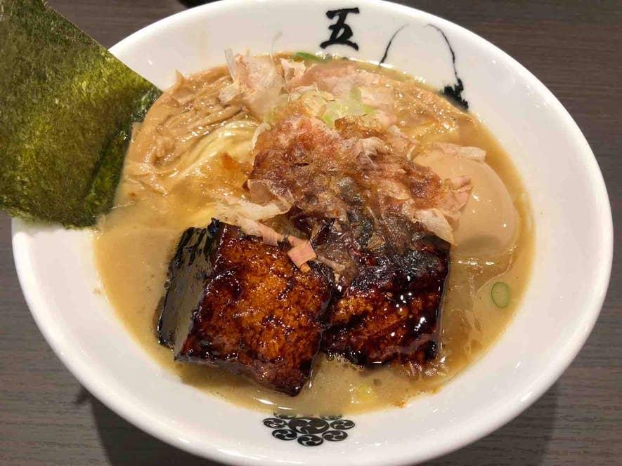五輪洞ら~麺