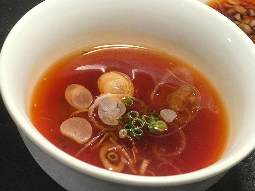 追いスープ 0円(税抜き)