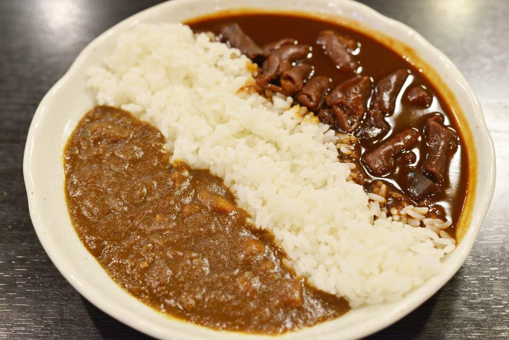 名古屋カレー(税抜き650円)