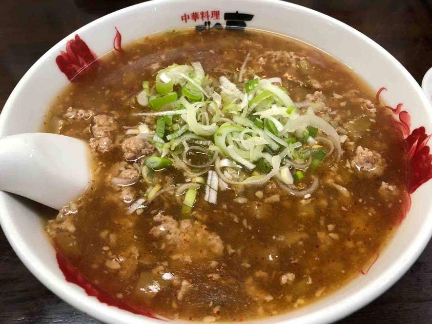 北京特製タンタンメン