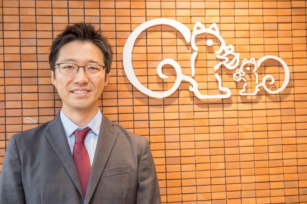 「鎌倉紅谷」社長の有井宏太郎さん