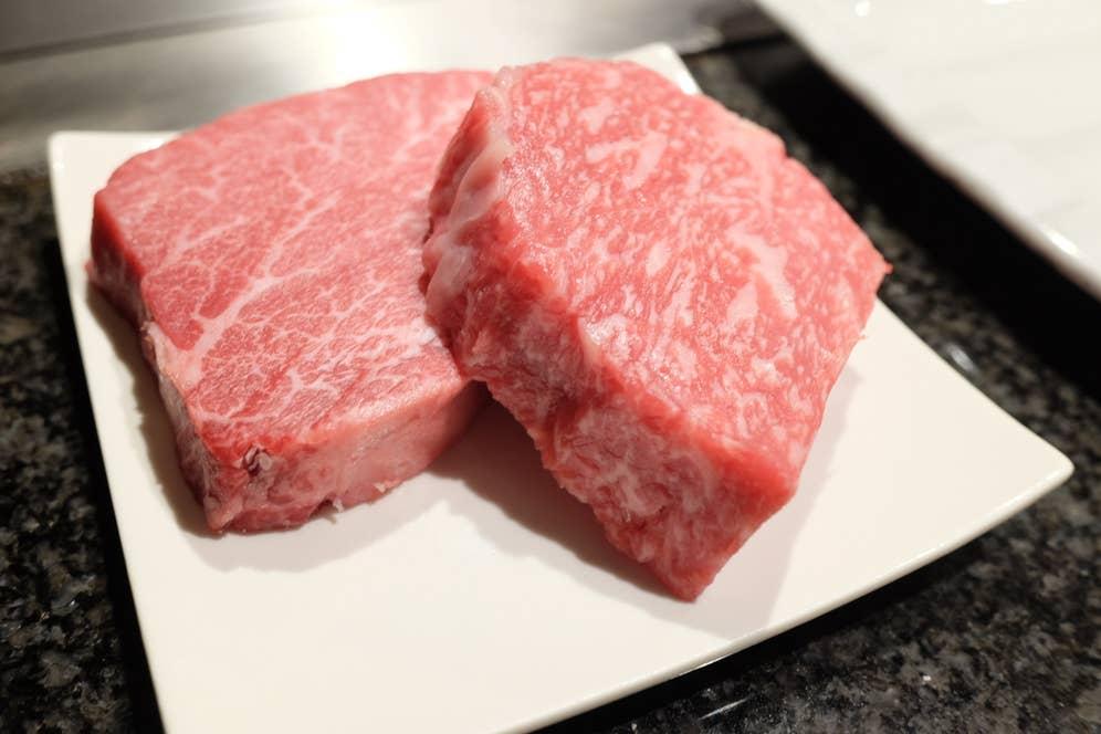 こんな霜降りに満ちたお肉が食べたい…