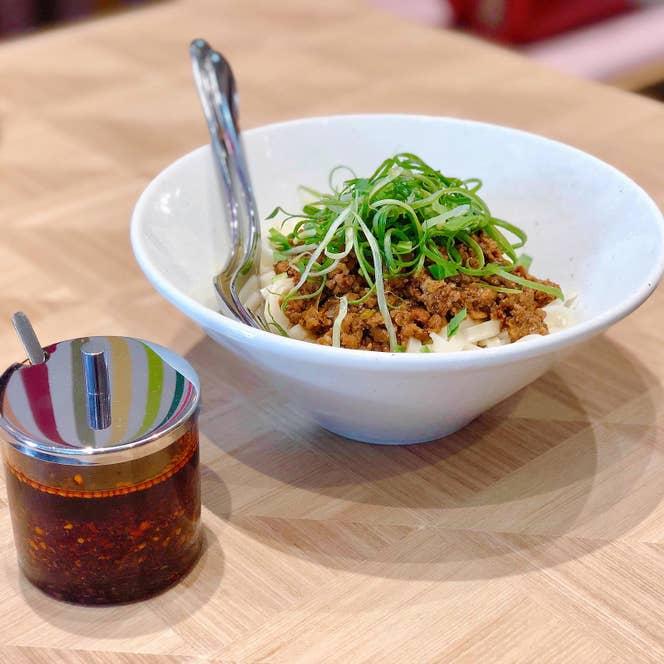 ▲ジャージャー麺/1.274円(税込)
