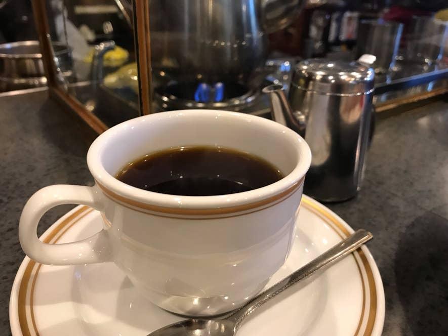 ★ブレンドコーヒー ¥500