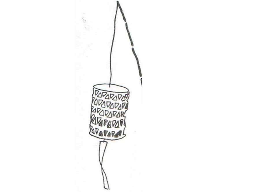『郷土史東京第三巻6号』に掲載された籠の鳥(注2)