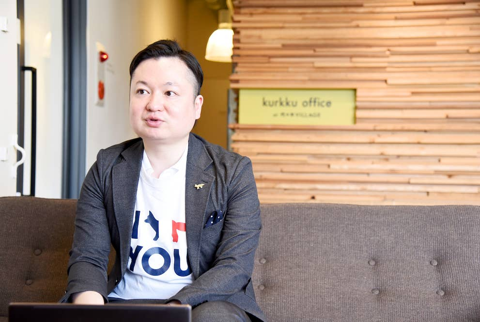 未来日本酒店KICHIJOJIを運営する株式会社未来酒店の代表・山本祐也さん
