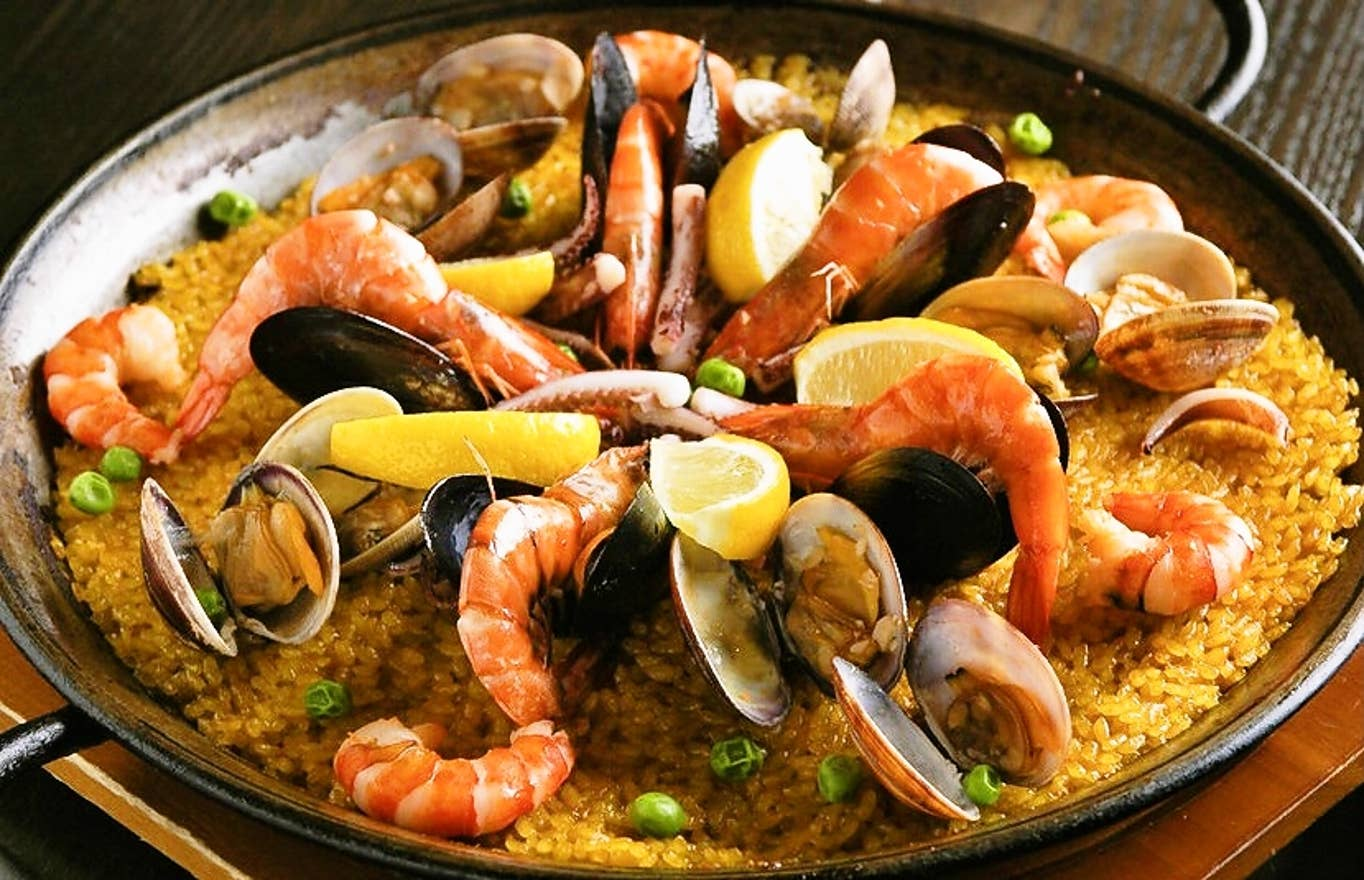料理 近く の スペイン