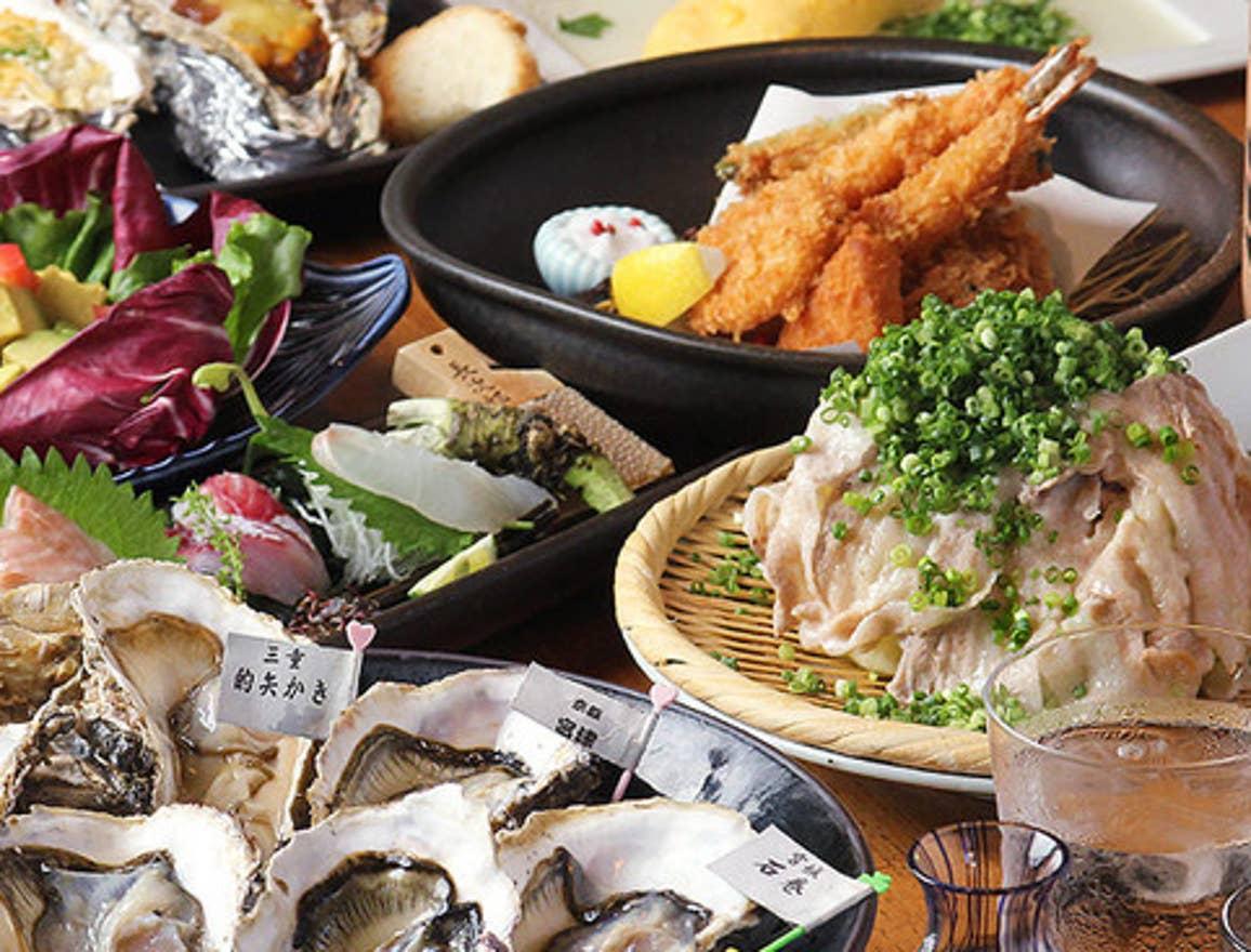 みなとみらい 海鮮丼