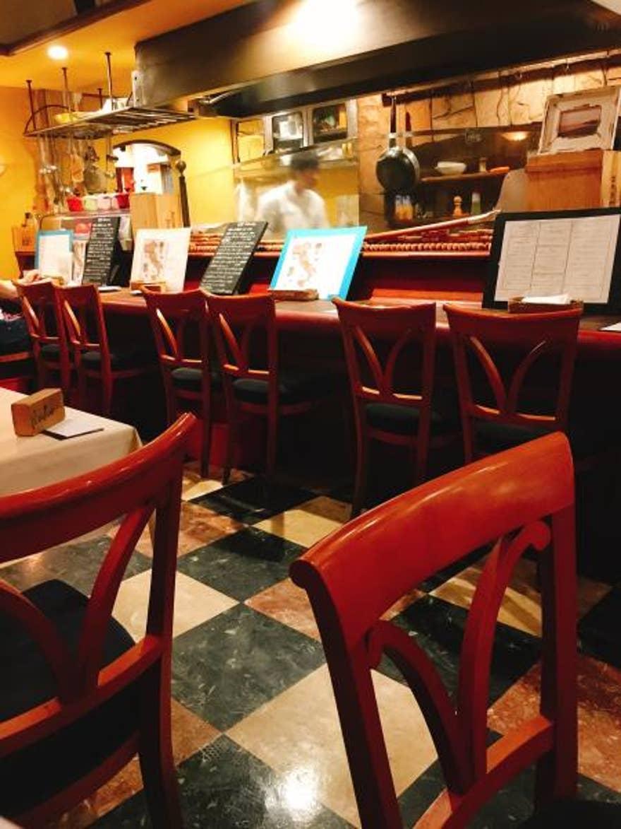 青葉台 レストラン