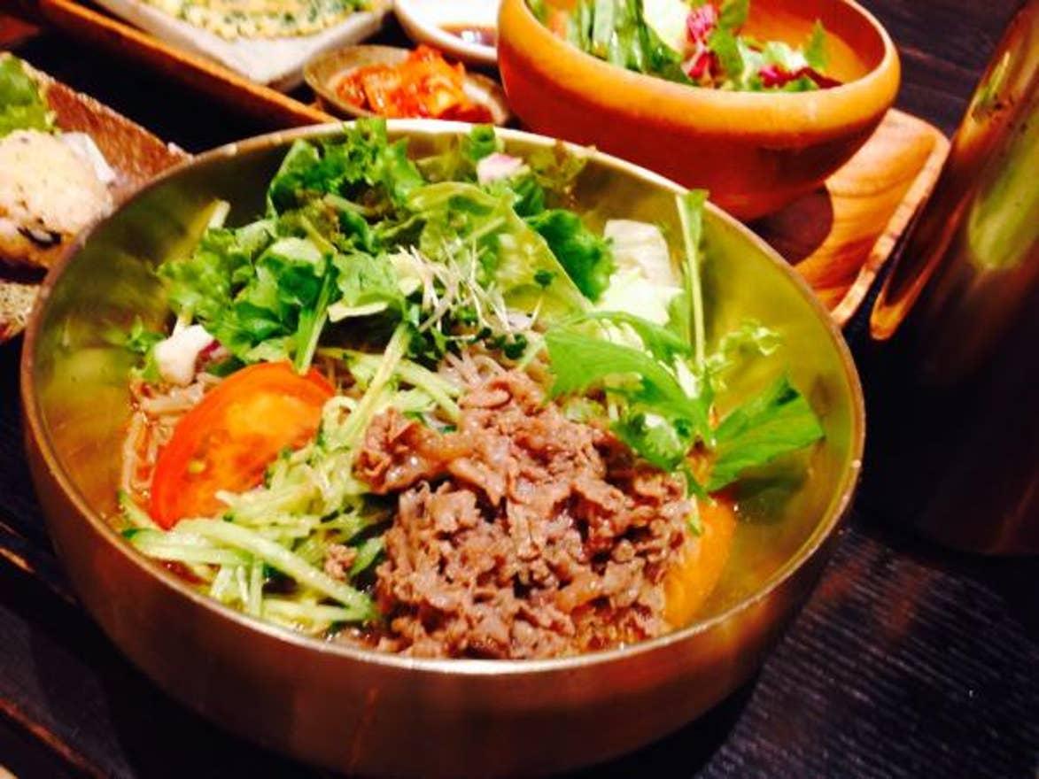 韓国家庭料理 - あべのハルカス近鉄本店