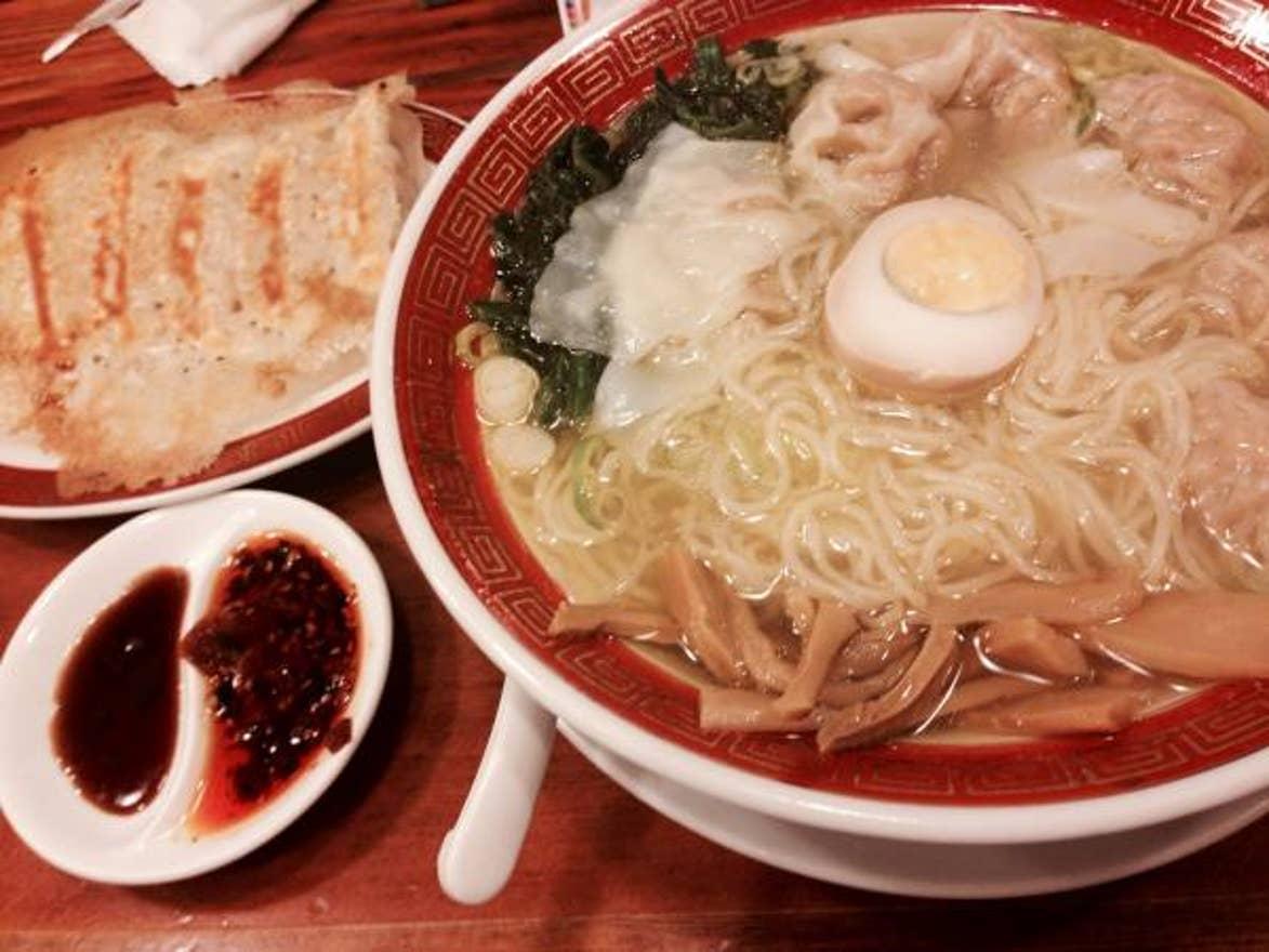 新宿三丁目 ラーメン