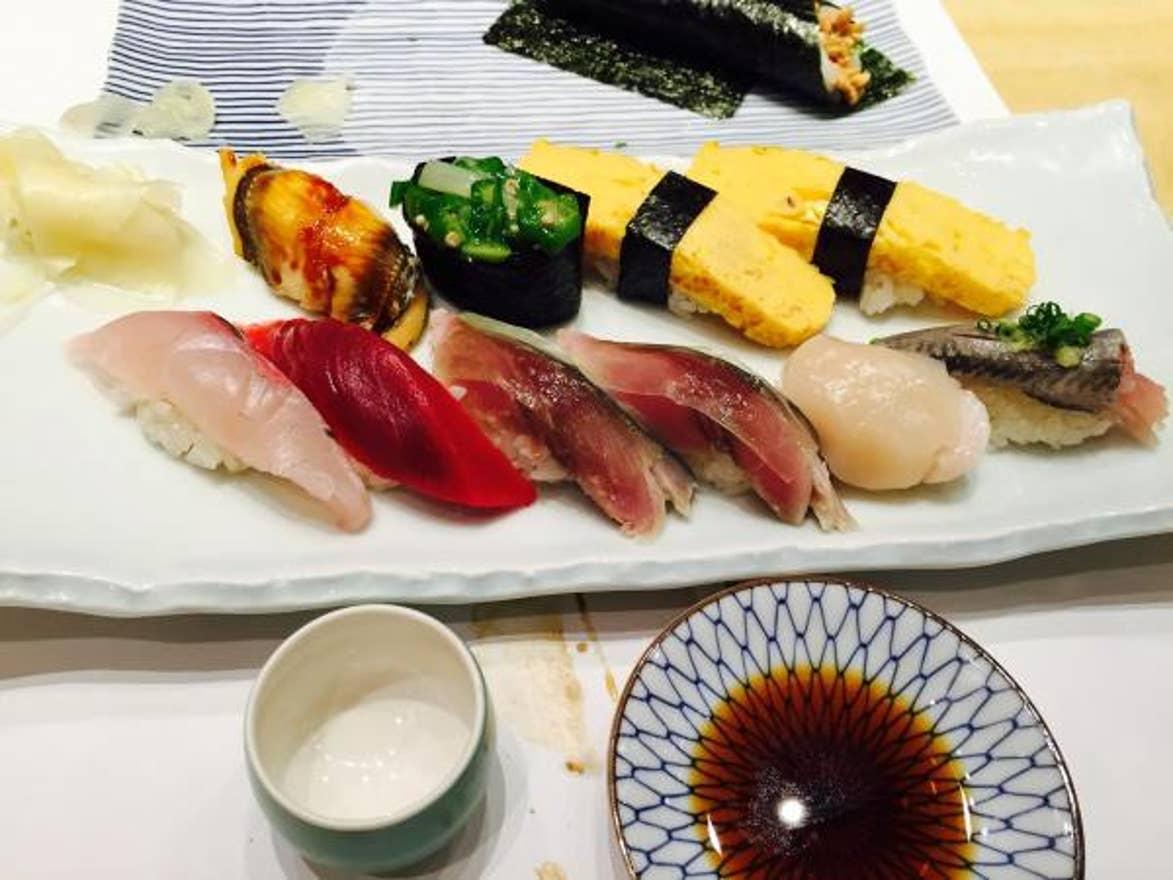 寿司 築地 玉