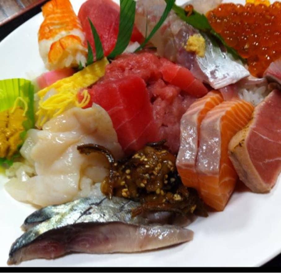 割烹 さいとう 海鮮 丼