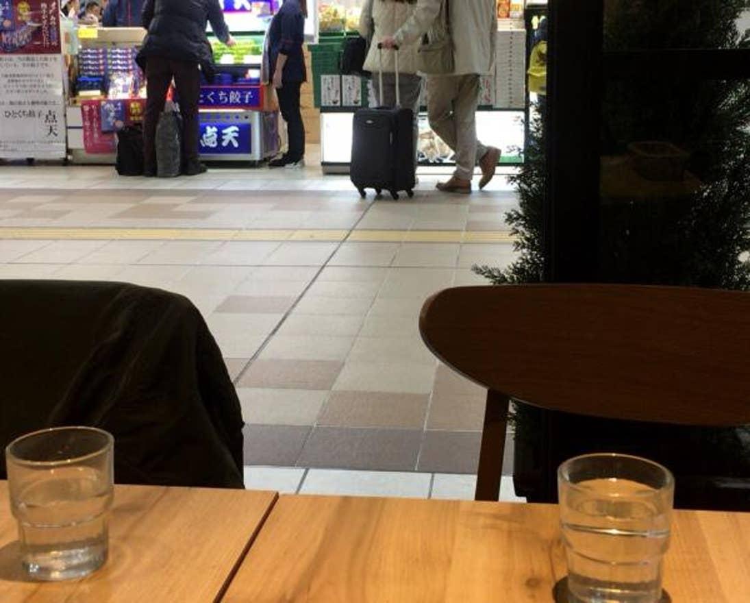 カフェ 新 大阪
