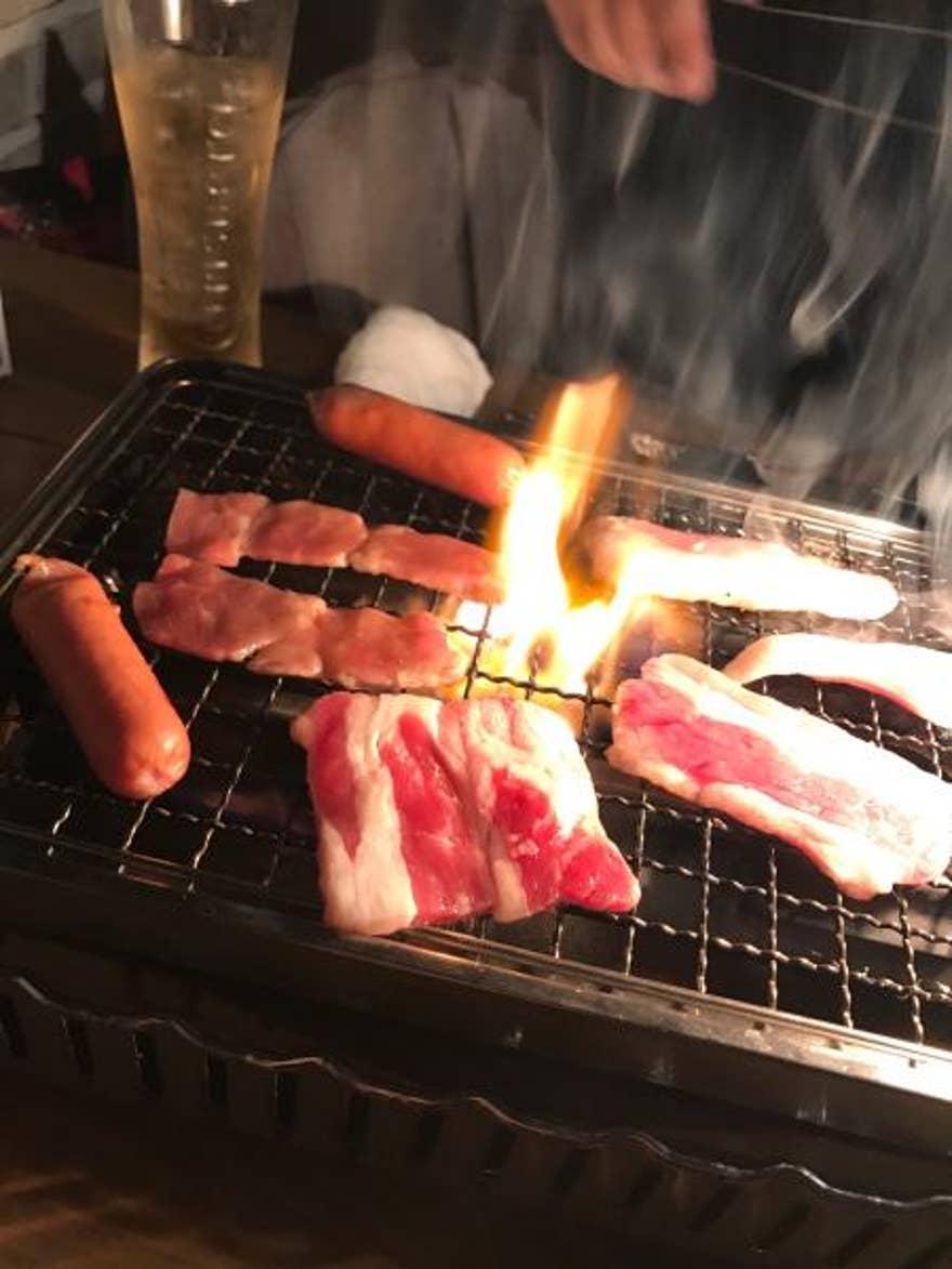 神田 焼肉 食べ放題